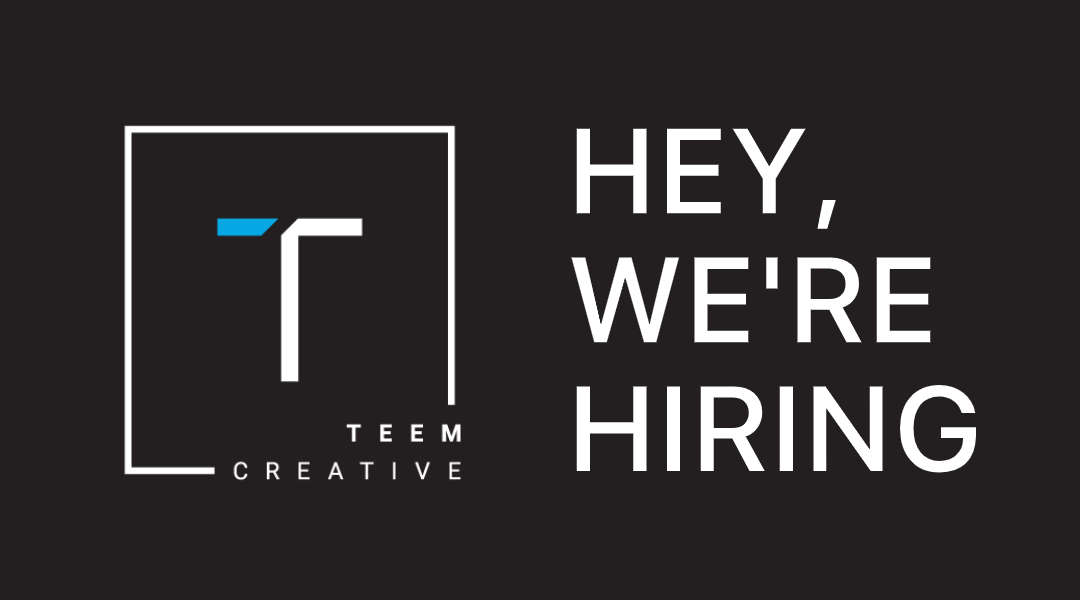 We are looking for a full-time Marketing and Creative Coordinator!