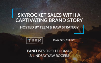 Webinar: Skyrocket Sales with a Captivating Brand Story