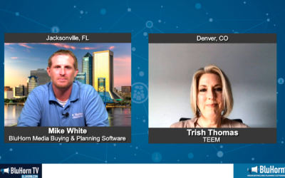 """Marketing For Your Future"" Interview with BluHorn TV and TEEM CEO Trish Thomas"
